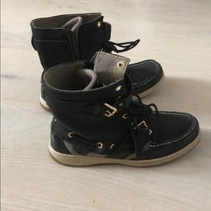 Sperry Topsider High Rise Shoes